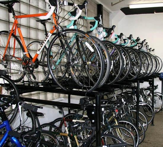 Bianchi road bikes