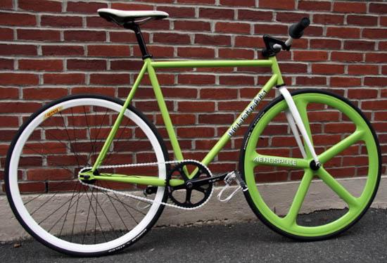 Igleheart custom track bike 2