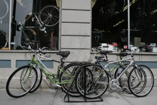 Cheap bikes for Autumn