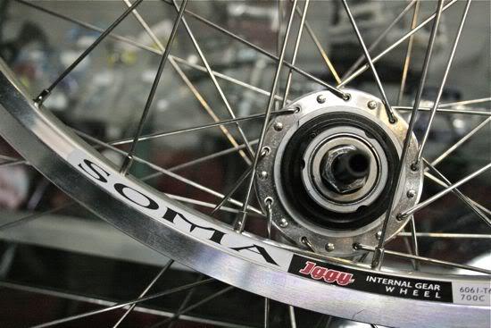 Soma Iggy Wheelset