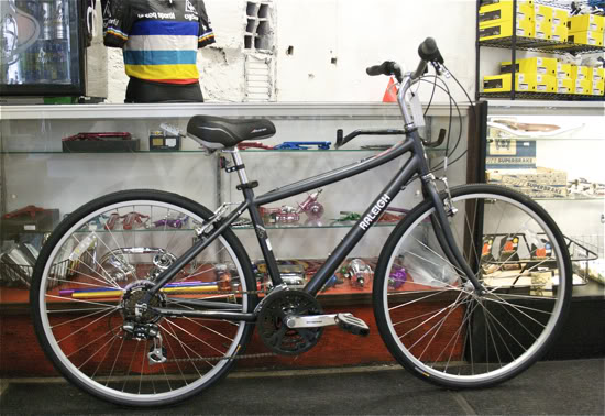 New Raleigh Bikes in Stock
