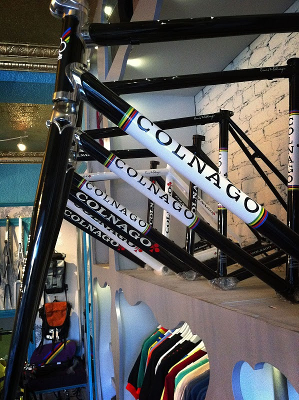 Colnago now Available