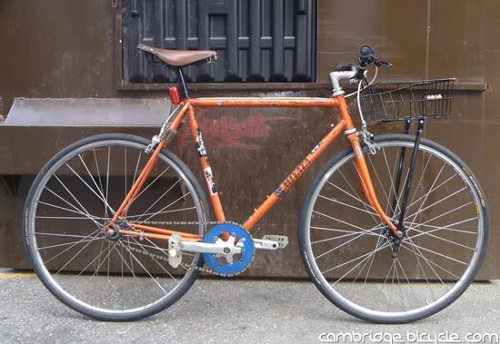Employee Bike Profile_Dan