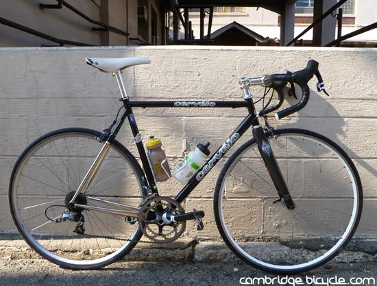 Employee bike profile Pete