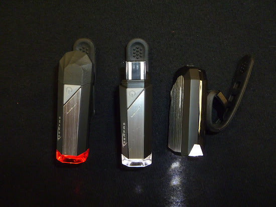 Serfas USB Lights