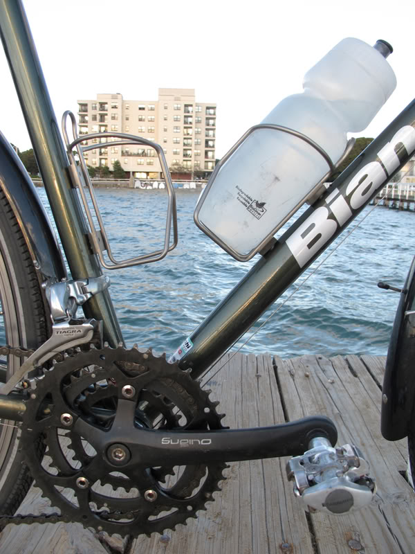 Employee bike profile Ben