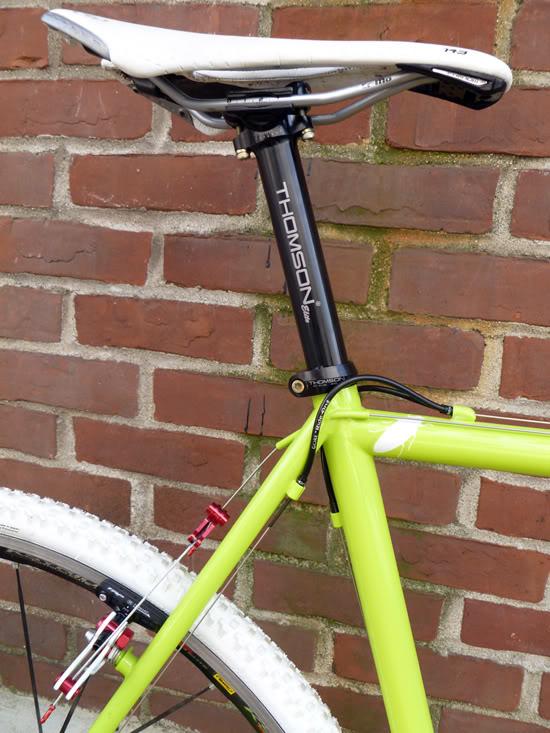 Employee bike profile Stephen