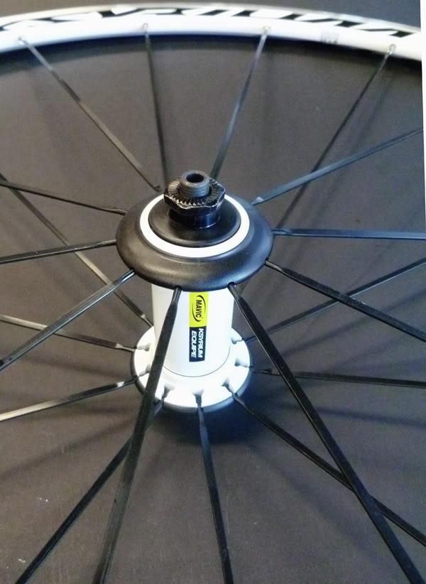 2011 Mavic Ksyrium Equipe Wheelset in Stock