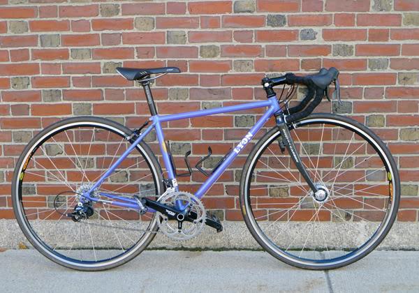 Employee bike profile